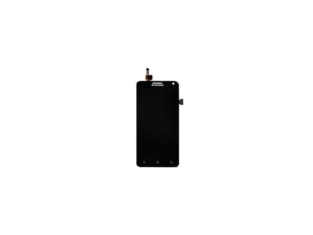 Lenovo S580 - Výměna LCD displeje vč. dotykového skla