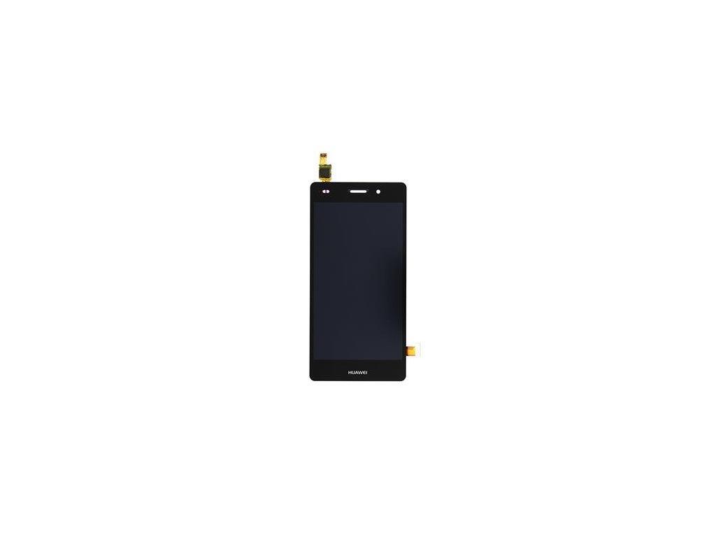 Huawei P8 Lite - Výměna LCD displeje vč. dotykového skla