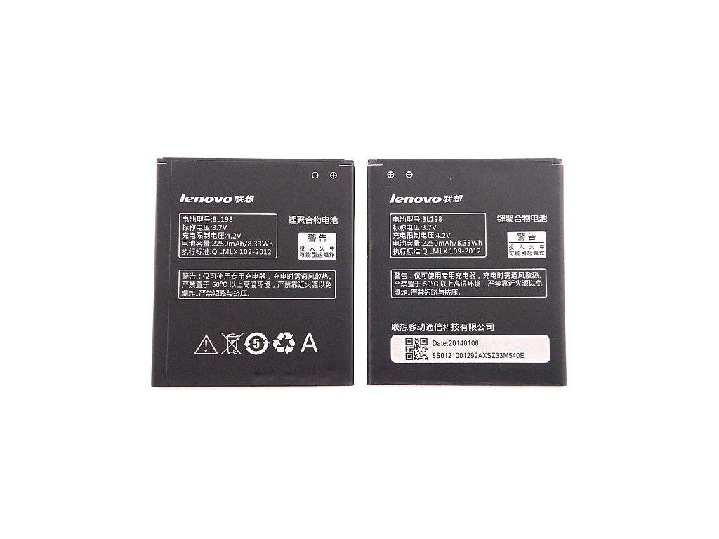 Lenovo A830 - Výměna baterie