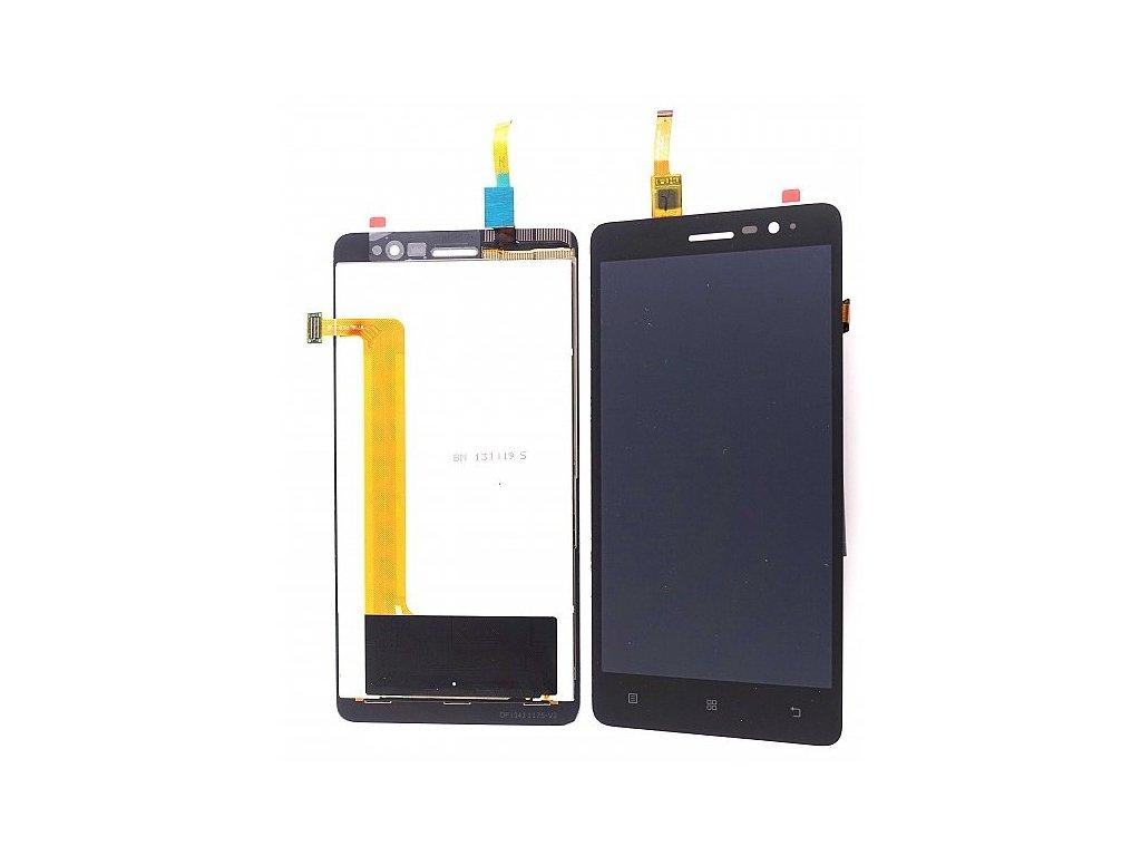 Lenovo S860 - Výměna LCD displeje vč. dotykového skla