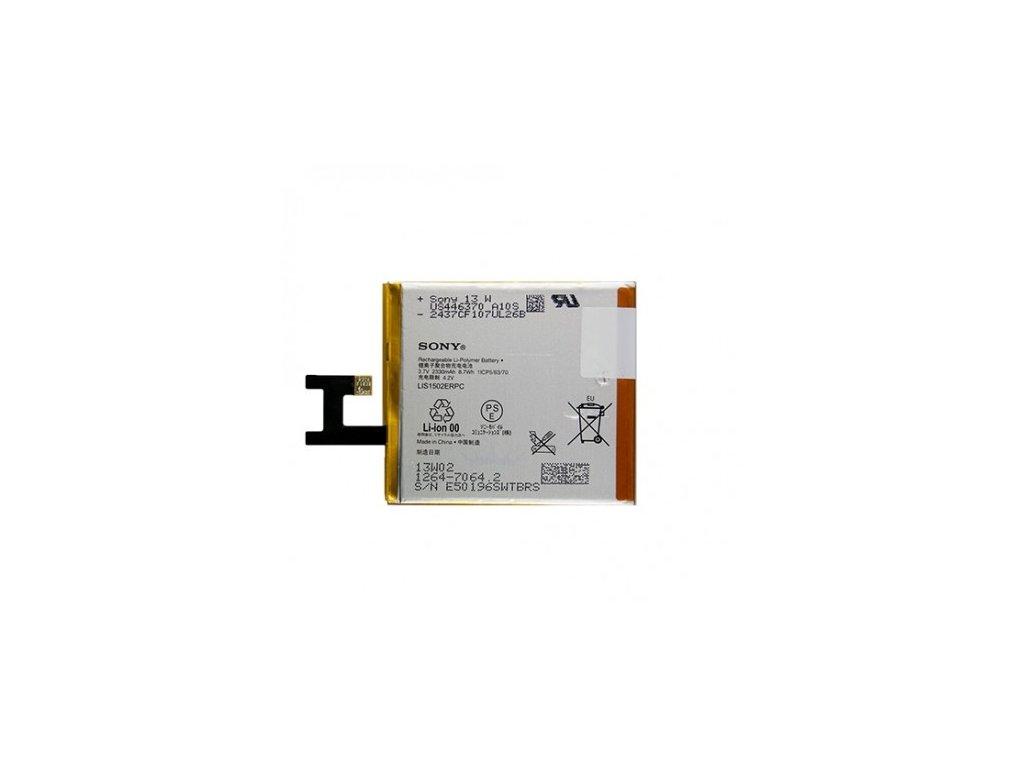 Sony Xperia Z (C6603) - Výměna baterie