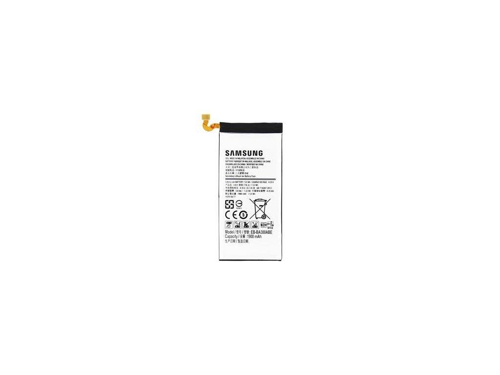 Samsung Galaxy A3 A300F - Výměna baterie