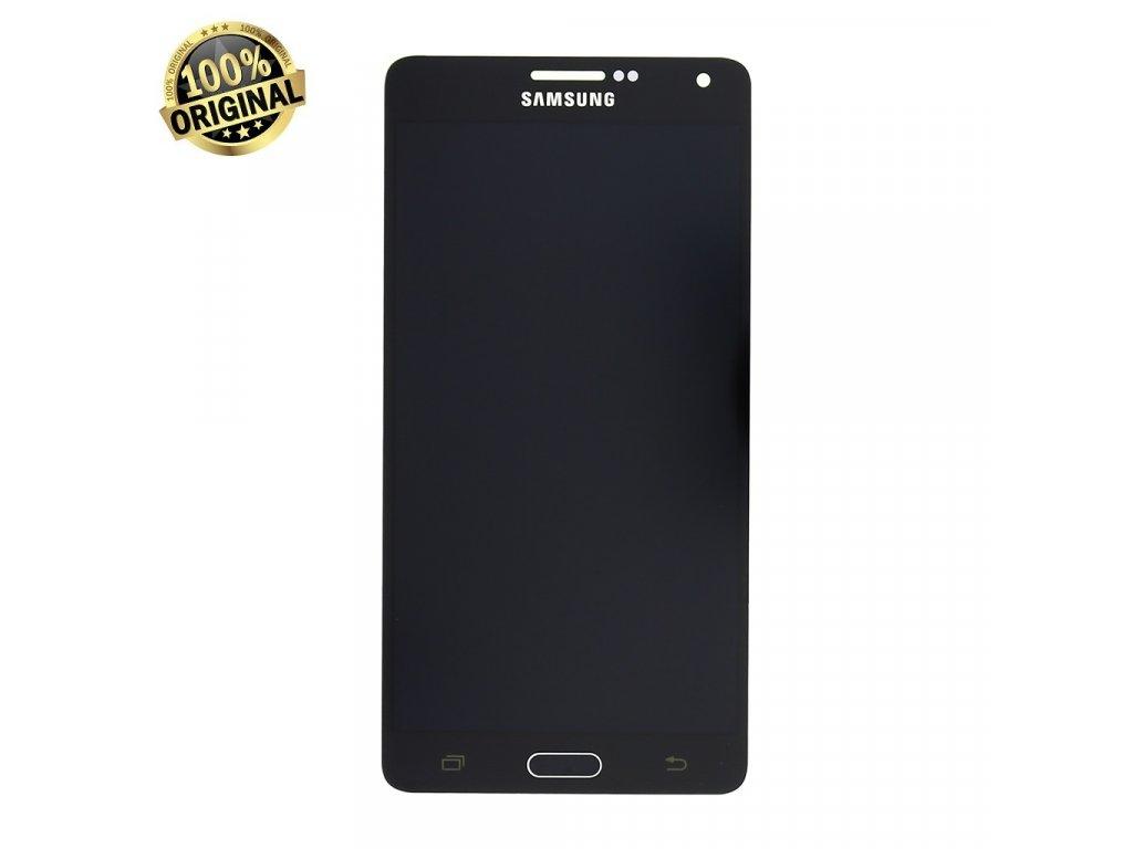Samsung Galaxy A7 A700F - Výměna LCD displeje vč. dotykového skla