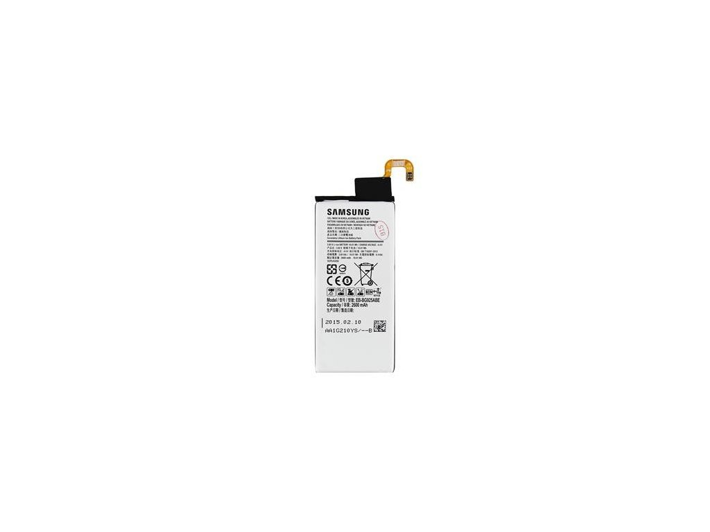 Samsung S6 Edge G925 - Výměna originální baterie