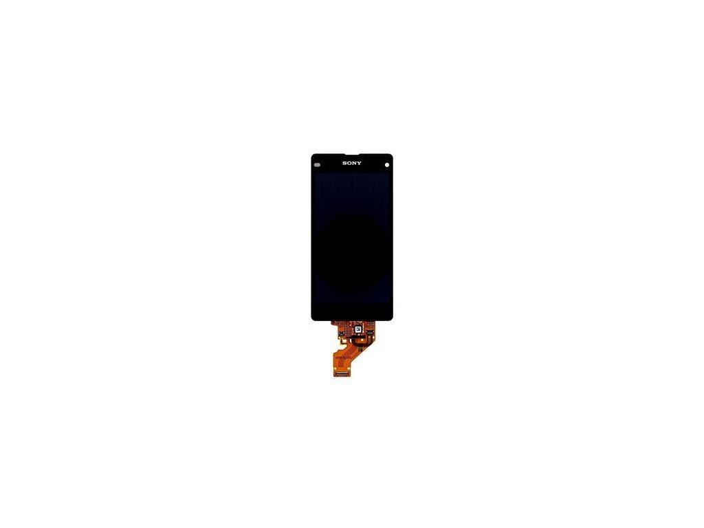 Sony Xperia Z1 Compact D5503 - Výměna LCD displeje vč. dotykového skla