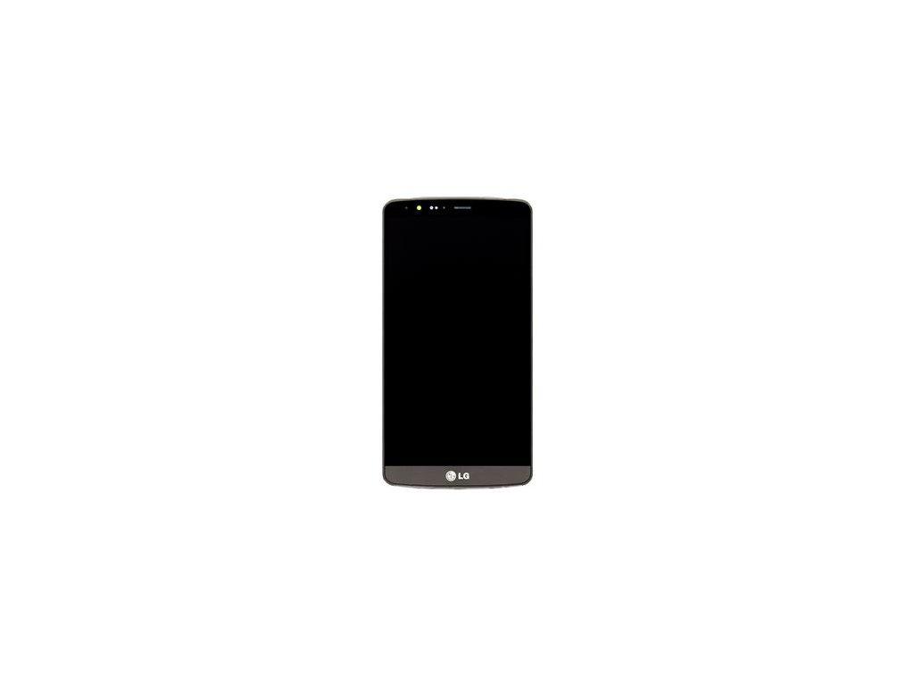 LG G3 (D855) - Výměna LCD displeje vč. dotykového skla