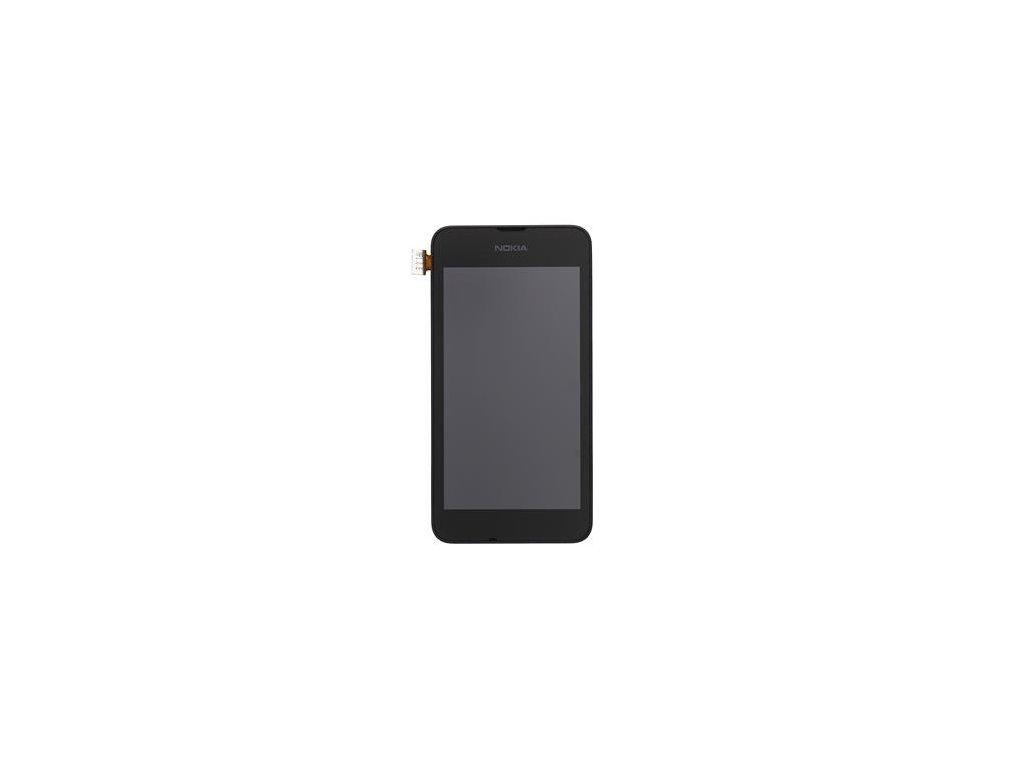 Nokia Lumia 530 - Výměna LCD displeje vč. dotykového skla