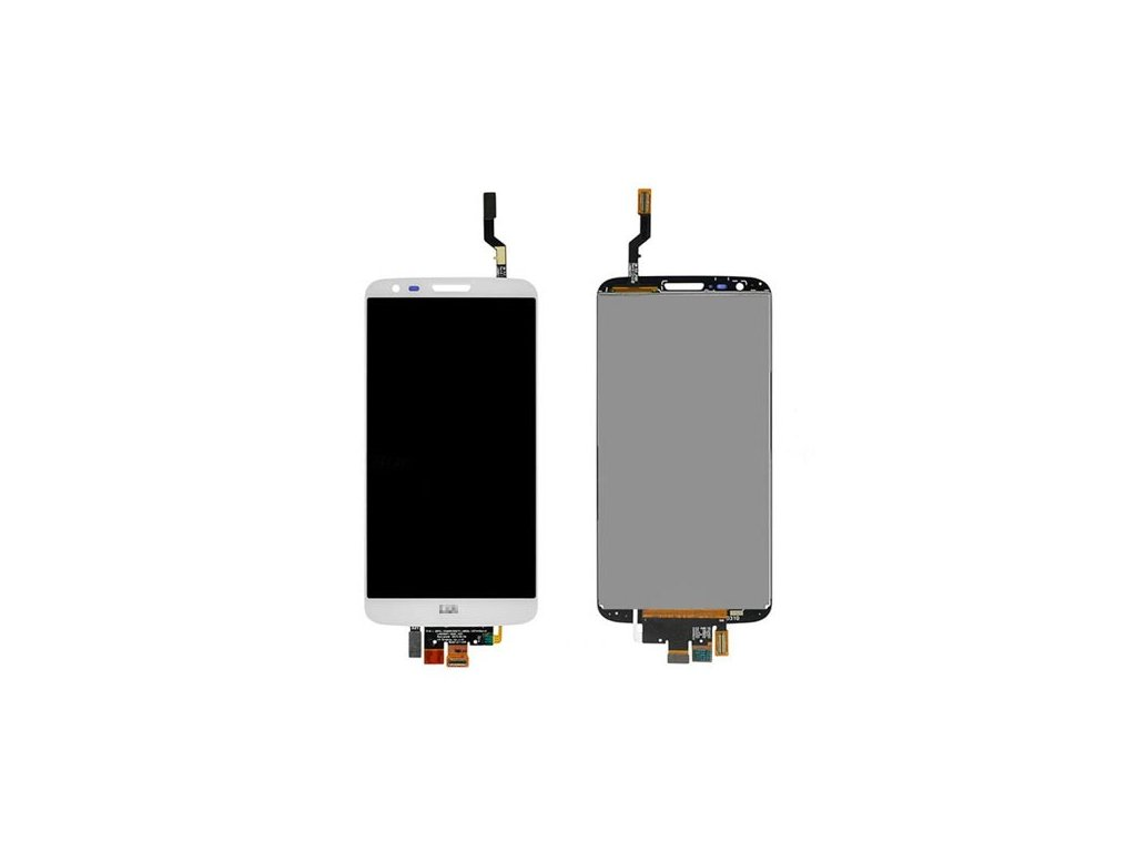 LG G2 (D802) - Výměna LCD displeje vč. dotykového skla
