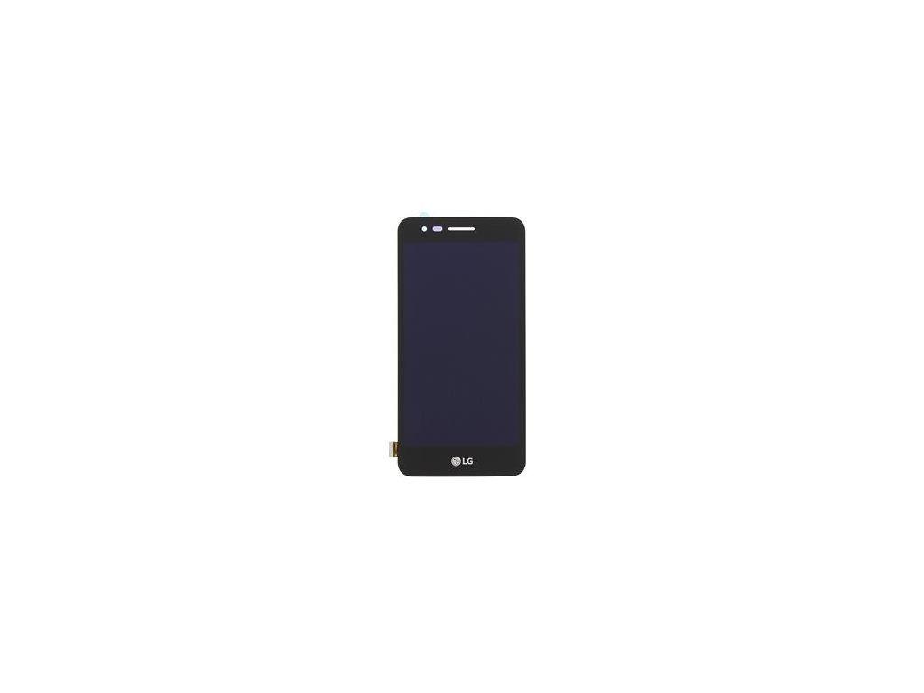 LG K4 2017 - výměna LCD displeje vč. dotykového skla