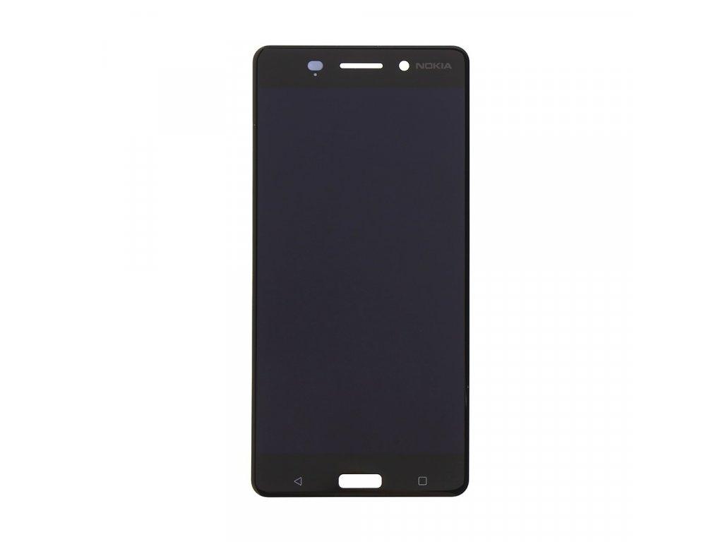 Nokia 6 - Výměna LCD displeje vč. dotykového skla