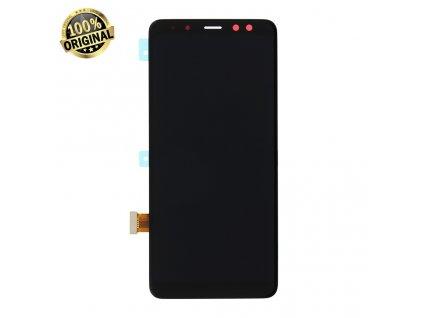 Samsung Galaxy A8 2018 A530 - výměna LCD displeje vč. dotykového skla