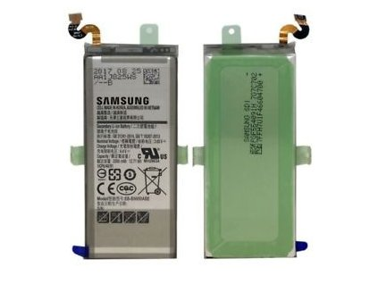 Samsung Galaxy Note 8 N950 - Výměna baterie