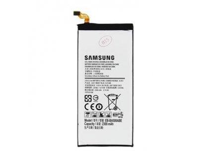 Samsung Galaxy A5 (A500) - Výměna baterie