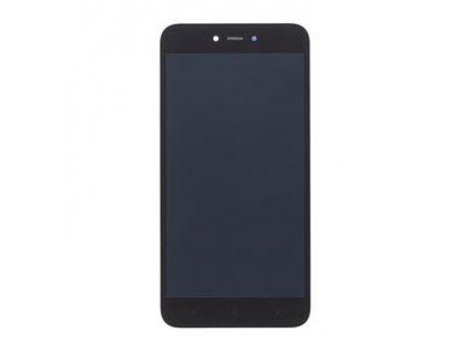 Xiaomi Redmi Note 5A - Výměna LCD displeje vč. dotykového skla (originál)