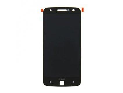 Lenovo Moto Z - Výměna LCD displeje vč. dotykového skla