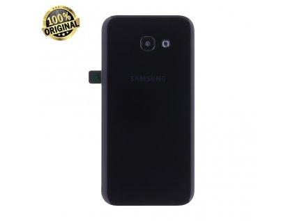 Samsung Galaxy A5 2017 (A520) - Výměna zadního krytu