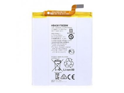 Huawei Ascend Mate S - Výměna baterie