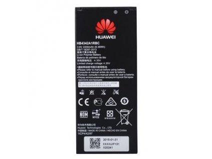 Huawei Y6 - Výměna baterie