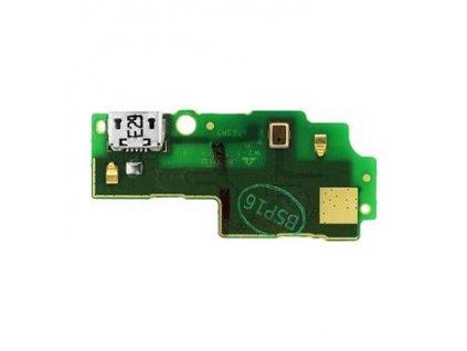 Huawei Ascend G750 - Výměna nabíjecího konektoru micro USB
