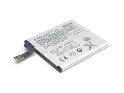 Nokia Lumia 720 - Výměna baterie