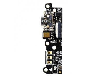 Asus Zenfone 6 - Výměna nabíjecího konektoru micro USB