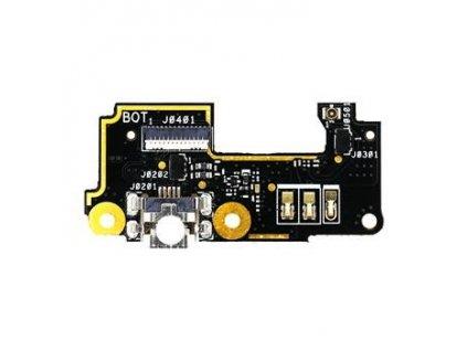 Asus Zenfone 5 - Výměna nabíjecího konektoru micro USB