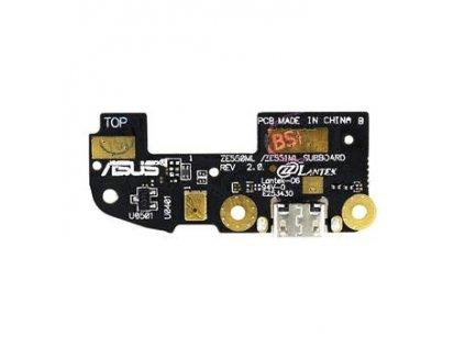 Asus Zenfone 2 ZE550ML - Výměna nabíjecího konektoru micro USB