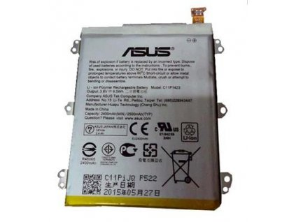 Asus Zenfone 2 ZE500CL - Výměna baterie