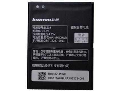 Lenovo S856 - Výměna baterie