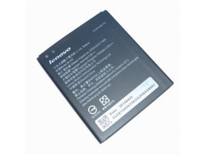 Lenovo A6000 - Výměna baterie