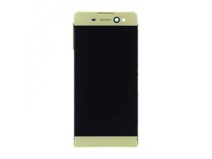 Sony Xperia XA Ultra (F3211) - Výměna LCD displeje vč. dotykového skla
