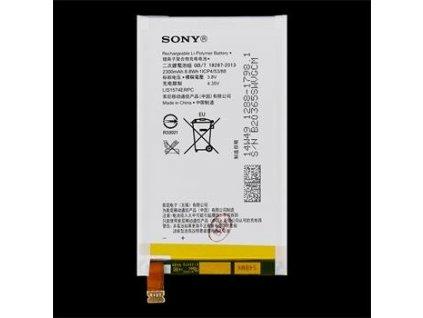 Sony Xperia E4g (E2003) – Výměna baterie