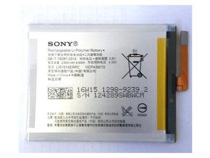 Sony Xperia XA (F3111) – Výměna baterie