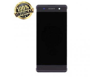 Sony  Xperia XA (F3111) - Výměna LCD displeje vč. dotykového skla