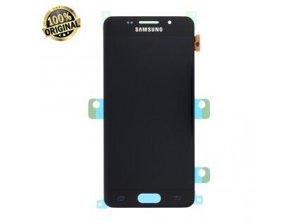 Samsung Galaxy A3 2016 (A310) - Výměna LCD displeje vč. dotykového skla