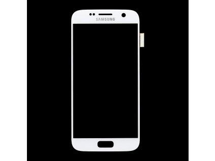 Samsung S7 G930 - Výměna LCD displeje vč. krycího skla