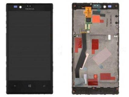 Nokia Lumia 720  - Výměna LCD displeje vč. dotykového skla