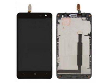 Nokia Lumia 625 - Výměna LCD displeje vč. dotykového skla
