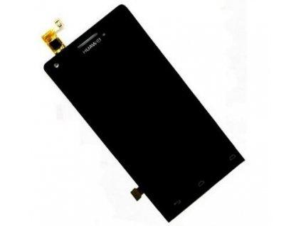 Huawei Ascend G6 - Výměna LCD displeje vč. dotykového skla