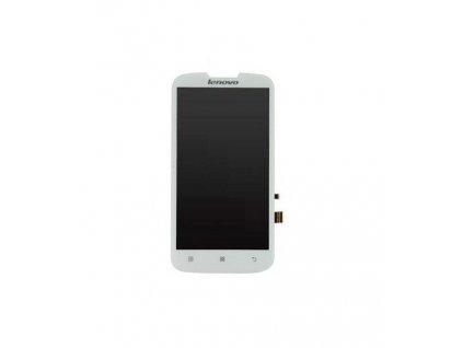 Lenovo A560 - Výměna LCD displeje vč. dotykového skla