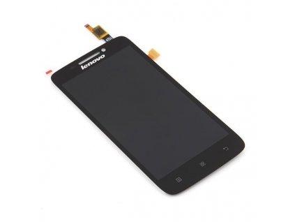 Lenovo S650 - Výměna LCD displeje vč. dotykového skla
