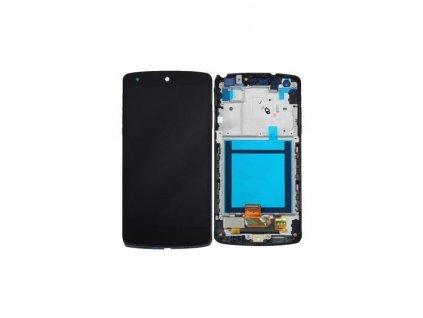 LG Nexus 5 (D821) - Výměna LCD displeje vč. dotykového skla