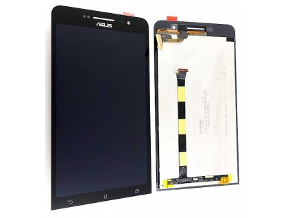 Asus Zenfone 6 - Výměna LCD displeje vč. dotykového skla