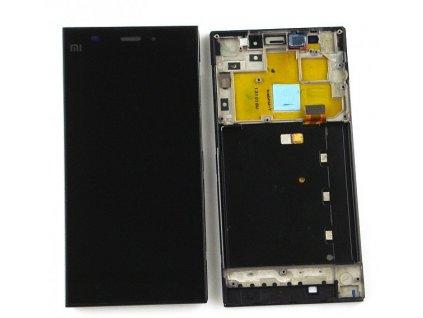 Xiaomi Mi3 - Výměna LCD displeje vč. dotykového skla