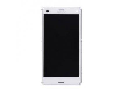 Sony Xperia Z3 Compact (D5803) - Výměna LCD displeje vč. dotykového skla