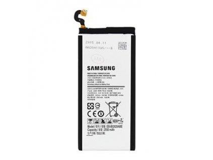 Samsung S6 G920 - Výměna originální baterie