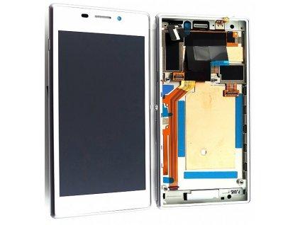 Sony Xperia M2 (D2303) - Výměna LCD displeje vč. dotykového skla