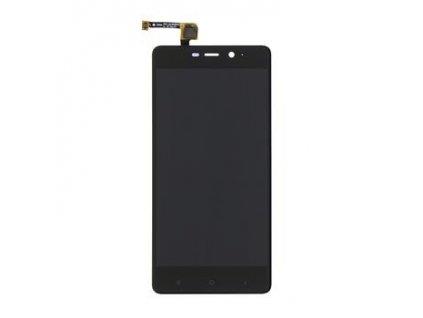 Xiaomi Redmi 4 - Výměna LCD displeje vč. dotykového skla