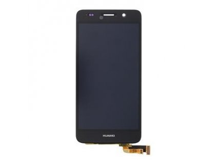 Huawei Y6 2017 - výměna LCD displeje vč. dotykového skla