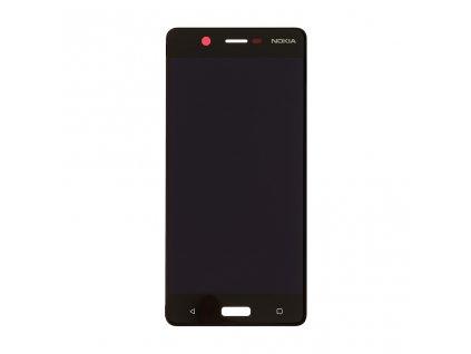 Nokia 5 - výměna LCD displeje vč. dotykového skla